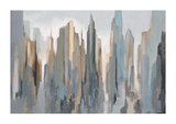 Gregory Lang - Midtown Skyline - Giclee Baskı