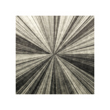 Silver Burst Giclee Print by Mali Nave