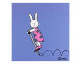 Lala Pogo Art par Brian Nash