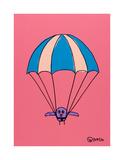 Brian Nash - Parachute Plakát