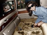 Jackie Kennedy Onassis Fotografie-Druck