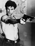 Taxi Driver 1976 Directed by Martin Scorsese Robert De Niro Photographic Print