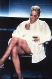 Basic Instinct 1992 Directed by Paul Verhoeven Sharon Stone Fotografisk tryk