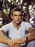 Dr No 1962 Directed by Terence Young Sean Connery Fotografisk tryk