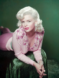 L'Actrice Americaine Jayne Mansfield (1933-1967) C. 1955 Photo