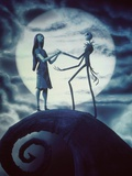 The Nightmare before Christmas 1993 Directed by Henry Selick And Poster