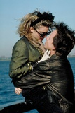 Desperately Seeking Susan 1985 Directed by Susan Seidelman Madonna and Aidan Quinn Photographic Print