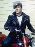 The Wild One 1953 Directed by Laszlo Benedek Marlon Brando Photographic Print