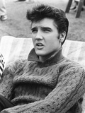 Jailhouse Rock 1957 Directed by Richard Thorpe Elvis Presley Fotografie-Druck