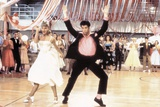 Grease 1978 Directed by Randal Kleiser Olivia Newton-John and John Travolta Photographic Print