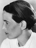 Simone De Beauvoir Photographic Print