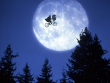 E.T. 1982 Directed by Steven Spielberg Photographic Print