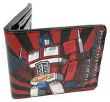 Transformers - Optimus Prime Leather Wallet Wallet