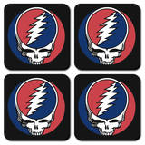 Grateful Dead - Steal Your Face Coasters Coaster