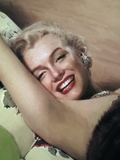 Marilyn Monroe 1952 L.A. California Usa Photo