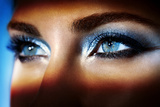 Blue Eyes Photographic Print by Arthur Belebeau
