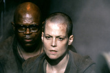 Alien 3 1991 Directed by David Fincher Avec Charles S. Dutton and Sigourney Weaver Photographic Print