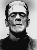 Frankenstein 1931 Directed by James Whale Boris Karloff Fotografie-Druck