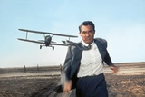 North by Northwest 1959 Directed by Alfred Hitchcock Cary Grant Fotografická reprodukce