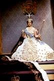 Romy Schneider / Les Jeunes Annees D'Une Reine 1954 Plakater
