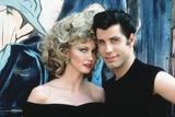 Grease, Olivia Newton-John, John Travolta, Directed by Randal Kleiser, 1978 Foto