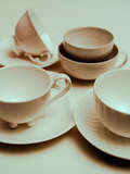 Tea Cups Photographic Print by Graeme Montgomery