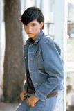 The Outsiders 1982 Directed by Francis Ford Coppola Ralph Macchio Fotografie-Druck