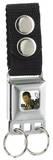 The Walking Dead - Daryl Dixon Crossbow Seatbelt Buckle Keychain Keychain