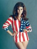 Myra Breckinridge De Michaelsarne Avec Raquel Welch, 1970 Fotografie-Druck