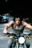 First Blood 1982 Directed by Ted Kotcheff Sylvester Stallone Fotografisk tryk