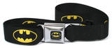 Batman - Shield Seatbelt Belt Novelty