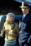 Bonnie and Clyde 1967 Directed by Arthur Penn Faye Dunaway and Warren Beatty Photo