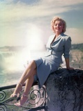 Niagara 1952 Directed by Henry Hathaway Marilyn Monroe Photographie