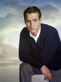 Paul Newman Early 60's Photographic Print