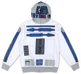 Zip Hoodie: Star Wars - I Am R-2 Vêtement