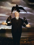 The Birds 1963 Directed by Alfred Hitchcock Alfred Hitchcock Posters