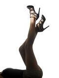 Sexy Legs Reprodukcja zdjęcia autor Graeme Montgomery