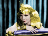 Cleopatra 1934 Directed by Cecil Bemille Claudette Colbert Photo