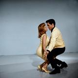 Viva Las Vegas 1964 Directed by George Sidney Ann-Margret and Elvis Presley Fotografie-Druck