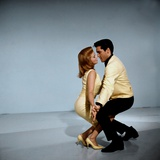 Viva Las Vegas 1964 Directed by George Sidney Ann-Margret and Elvis Presley Photographic Print