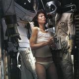 Alien 1979 Directed by Ridley Scott Avec Sigourney Weaver Fotografisk tryk