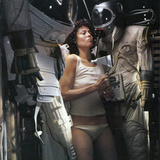 Alien 1979 Directed by Ridley Scott Avec Sigourney Weaver Photographic Print
