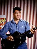 Elvis Presley 1964 Photographic Print