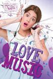 Violetta (Love Music) Plakater