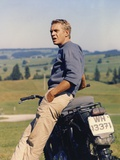The Great Escape 1963 Directed by John Sturges Steve Mcqueen Photographic Print
