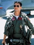 Top Gun 1986 Directed by Tony Scott Tom Cruise Fotografie-Druck