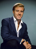 Robert Redford 1965 Photographic Print