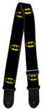 Batman Shield Guitar Strap Novelty
