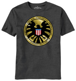 Agents of S.H.I.E.L.D. - Madallion T-shirts