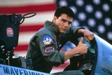 Top Gun 1986 Directed by Tony Scott Tom Cruise Photographic Print